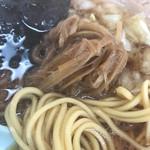 味幸 - ほぐしメンマと麺 近影