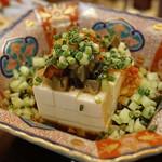 天祥 - ピータン豆腐
