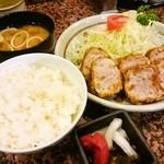 63456106 - ヒレかつ定食