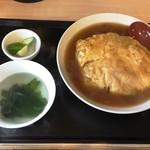 千疋屋 - 天津飯