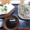 高尾山 とろろそば・とろろめしの日光屋 - 料理写真:とろろ芋の天ぷらそば