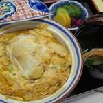 尾張屋 - 松茸丼