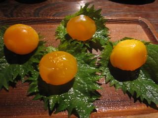 味噌鐡 カギロイ - 卵黄黄金漬け(10.12月)