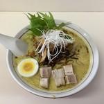 麺や 豊吉 - アジアンカレー麺、700円です。