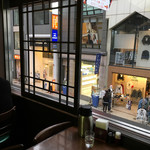 すき焼 加茂川 - 鄙びたお店です