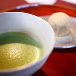 ぎをん 小森 - 抹茶と和菓子