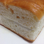 たてしな自由農園 808 Cafe - ミルククリームが美味しい牛乳パン