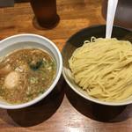めいげんそ - 塩つけ麺(大盛)