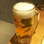 63465344 - 生ビール/ジョッキ