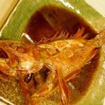 和食処 一隆 - 金目鯛煮付け
