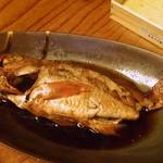 和食処 一隆 - のどぐろ煮付け