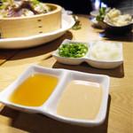 藁焼きと四国料理88屋 - 四国めぐりのせいろ蒸し