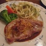 アルミュール - 料理写真:夕食