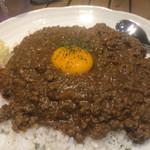 ブルカレー - キーマ風カレー [大]
