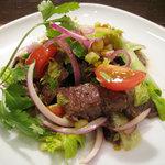 タイ居酒屋ダイニング ロータス - 牛肉グリルのサラダ和え