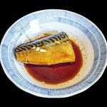 神奈川名古木食堂 - 料理写真:鯖の味噌煮