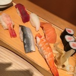 まぐろ一代 - 魚河岸7カン880円
