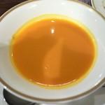 サンマルク - カボチャとトマトのスープ