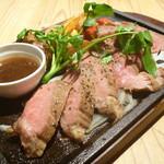 ミ・カシータ - RALポークのステーキ