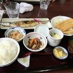 喜ら里 - 料理写真:ランチ