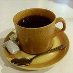カフェ楓荘 - ホットコーヒー 450円