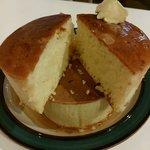 カフェ楓荘 - 楓荘のホットケーキ