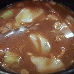 づゅる麺池田 - つけ麺(830円)