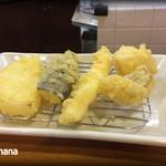 天ぷら れんと - 料理写真:2017.2 海定食 1陣目