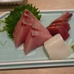 富ちゃん - 刺身定食アップ