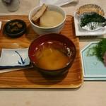 富ちゃん - 刺身定食