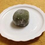 菓匠禄兵衛 - 黒さや草餅