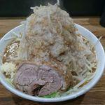 デカ盛り戦隊 豚レンジャー - 料理写真:ラーメン(並)