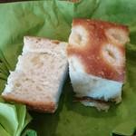 トラットリア ブカ マッシモ - 自家製パン