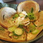 麺や 紡 - チャーシュー丼