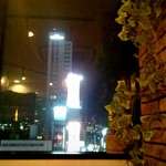 ラザーニャ・ラザーニャ - 窓からの風景