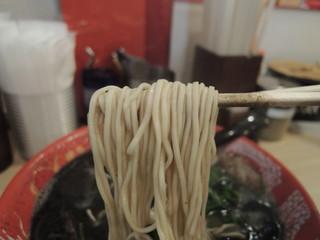 博多一幸舎 京都拉麺小路店 - 【再訪】味玉黒ラーメン