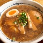 尾道らーめん 七鐘屋 - 料理写真:尾道らーめんコクうま(700円)
