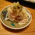 はつね寿司 - 佐渡産ズワイ蟹