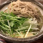 Sunainosato - 鴨つけ汁蕎麦
