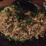 石蔵DINING 今尽 - 高菜チャーハン