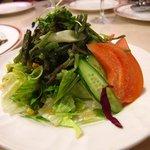ランデブー - 山菜サラダ
