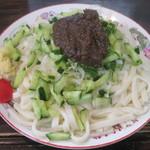 白龍 - じゃじゃ麺(中盛)