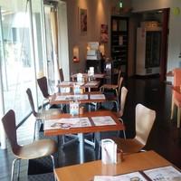 cafe Mizukinosho - 窓際席は1~2名様用です