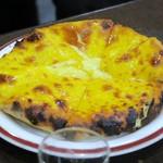 グレイトカルカッタ - チーズナン