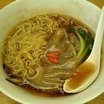 大阪王将 - 麺が固まっているのでよく混ぜていただきます★