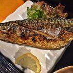 魚寅 - 焼き鯖
