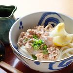 讃岐の味 塩がま屋 - 料理写真:塩豚ぶっかけ