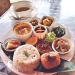 ミントカフェ - 料理写真:和ランチ。