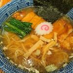 くじら軒 - 排骨麺