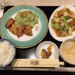 北京料理桂蘭 - 桂蘭ランチ950円